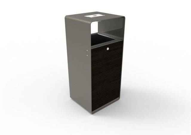 Stratic Collection – Litter Bin