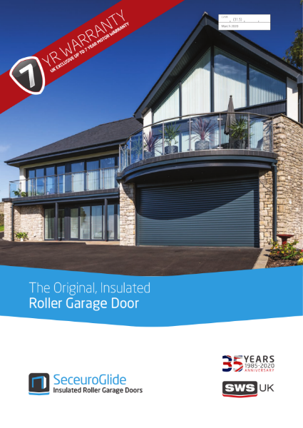 SeceuroGlide range of manual and electric garage doors