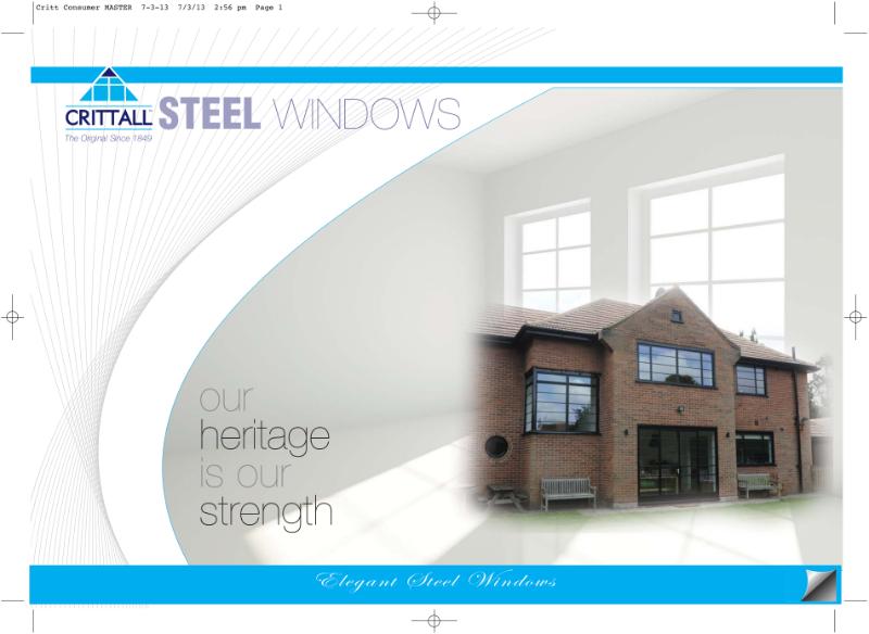 Crittall Steel Windows Consumer Brochure