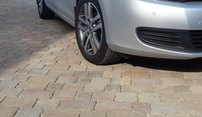 Alpha Flow Permeable Block Paving