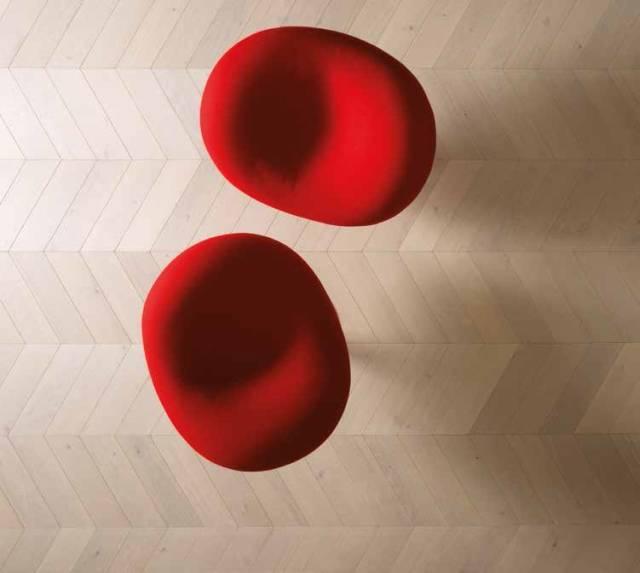 Classica Collection - Chevron Engineered Hardwood Flooring