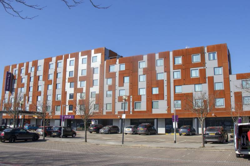 Premier Inn, Milton Keynes