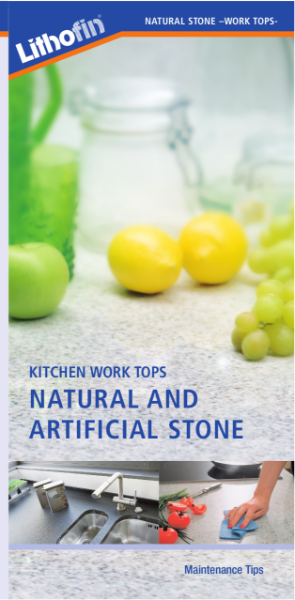 Kitchen Worktops Maintenance Guide: Natural and Artificial Stone