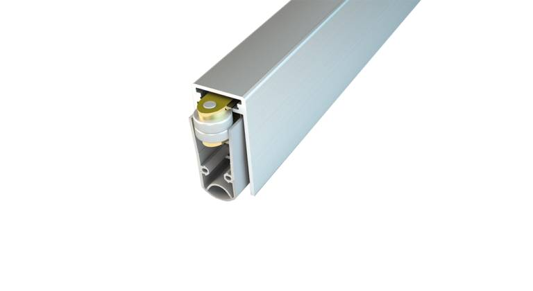 Norsound NOR880 Rebated Pivot Acoustic Automatic Door Bottom seal