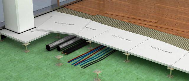 FLOOR and more® G 30 x L / A