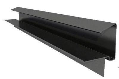 Tile Dry Verge System (PVC-U) C08P/C08PS