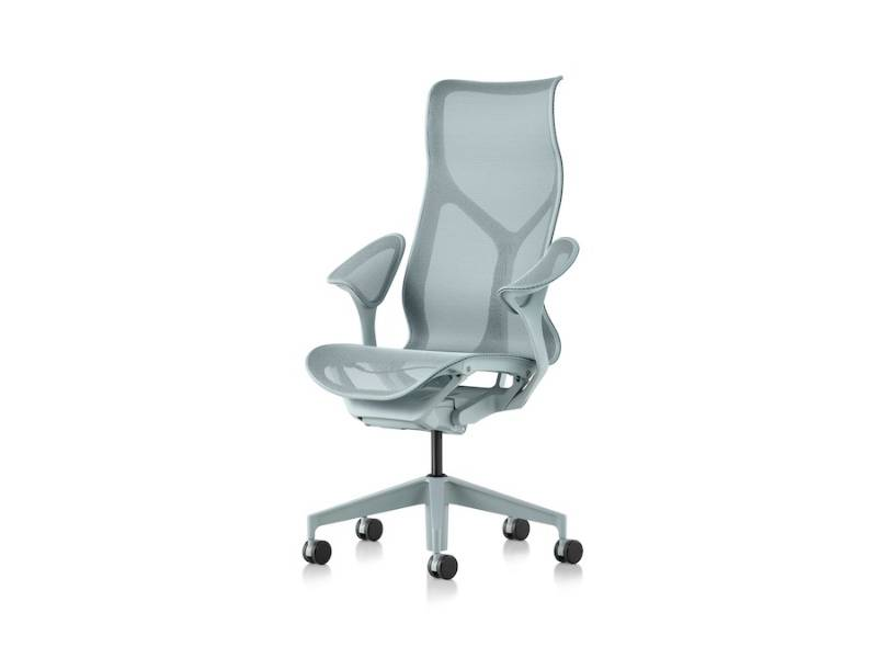 Cosm Chair - High back - Leaf Arms