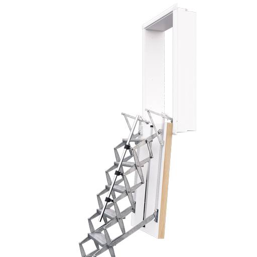 Supreme Vertical Heavy Duty Retractable Loft Ladder