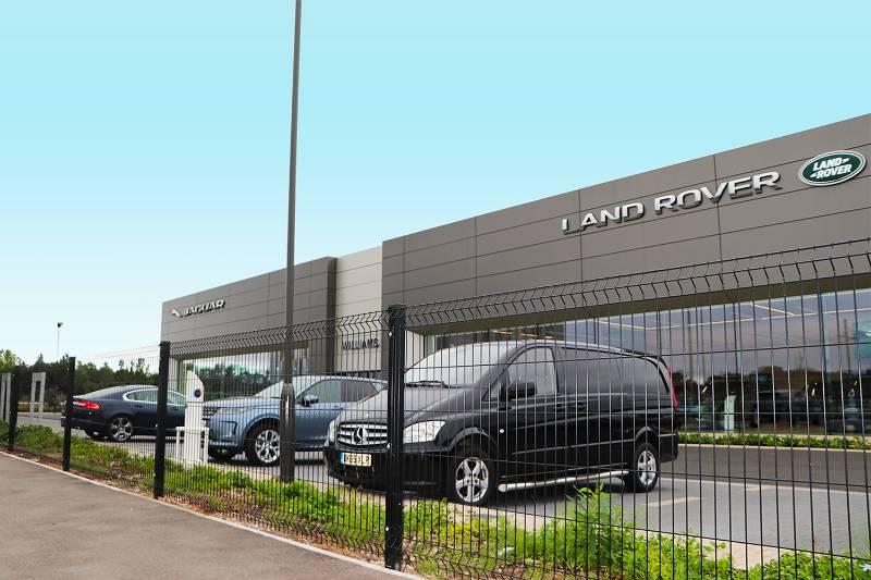 Trafford Park Car Dealership
