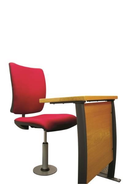 Inova 'Turn & Learn'Seating Single with Single Desk