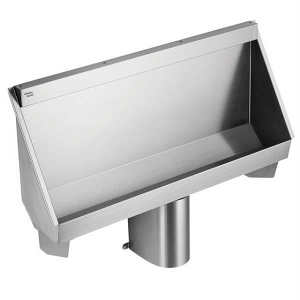Kinloch Trough Urinal Central Outlet