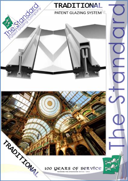 Traditional Patent Glazing Brochure