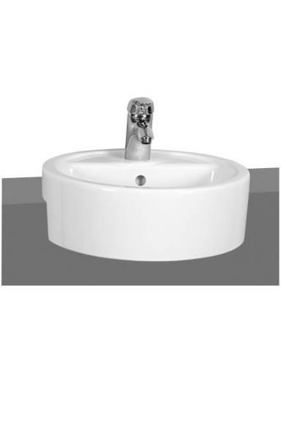 VitrA Matrix Semi-recessed Washbasin, 5146