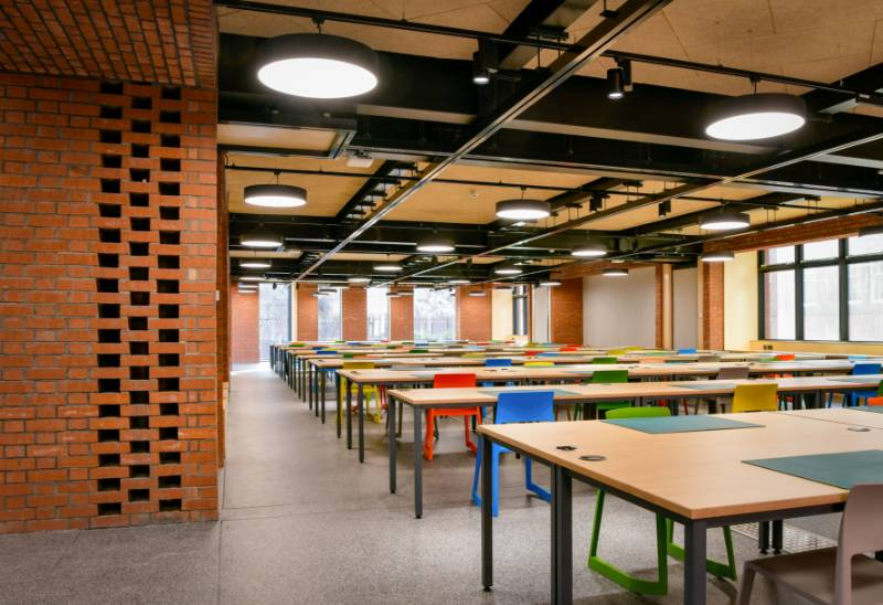 Top Architecture University Utilises Heradesign in New Studios