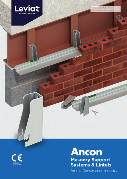 Masonry Support Systems and Lintels