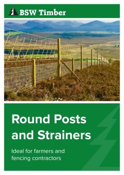 Round Posts & Strainers