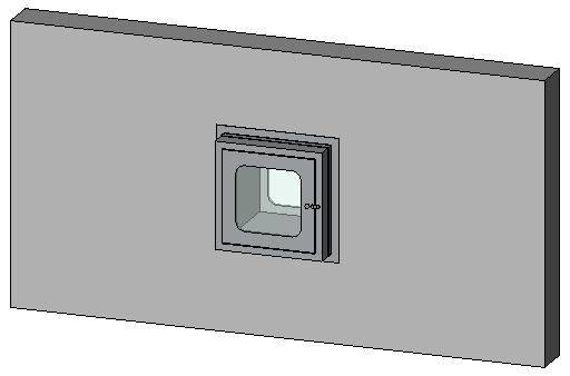 Internal Transfer Hatch