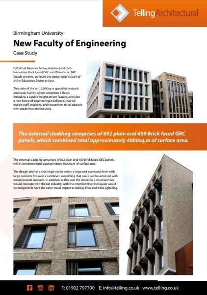Birmingham University New Faculty of Engineering