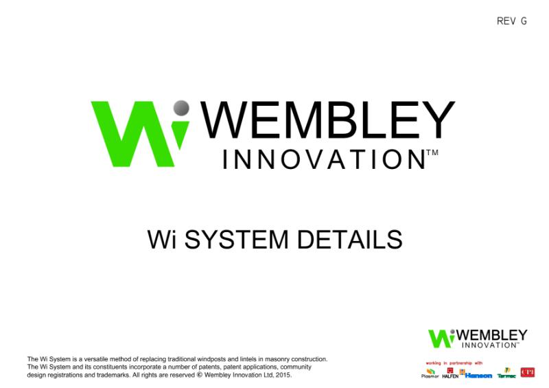 Wi System Standard Details