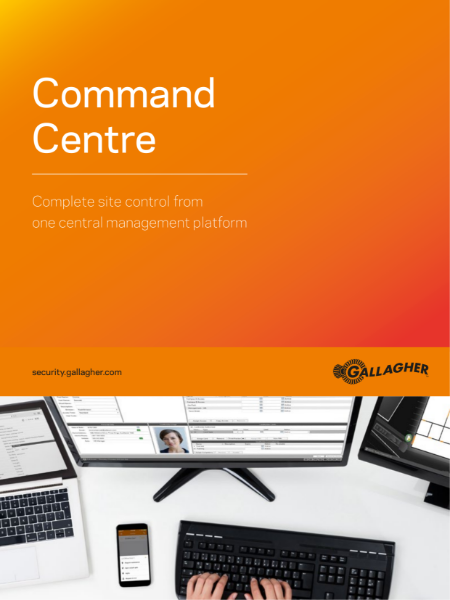 Command Centre solutions brochure
