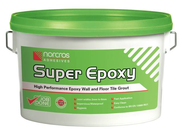 Super Epoxy Grout