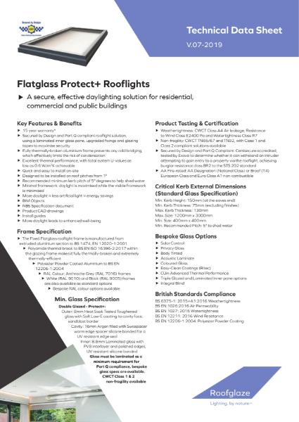 Flatglass Fixed Protect+