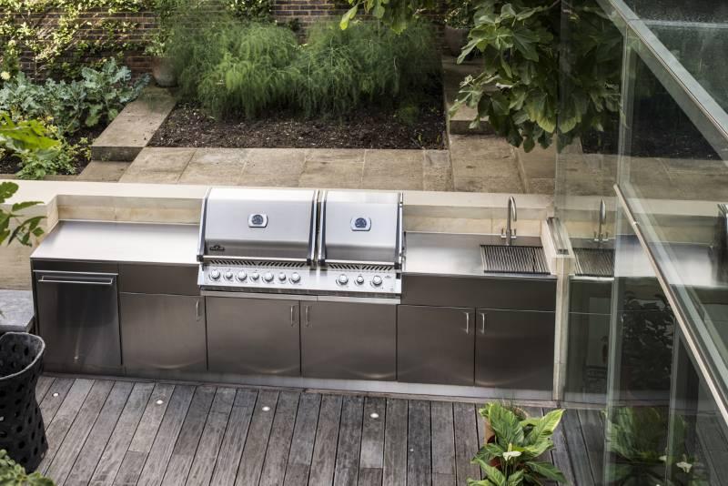 GEC Anderson Outdoor Kitchen