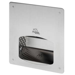 BC2200SAR Dolphin Recessed Hot Air Dryer