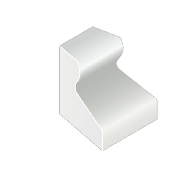 Trief® GST2A Kerb - 1.0 mexternal radius