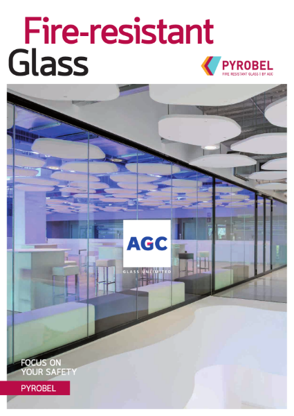 Pyrobel Fire-Resistant Glass by AGC