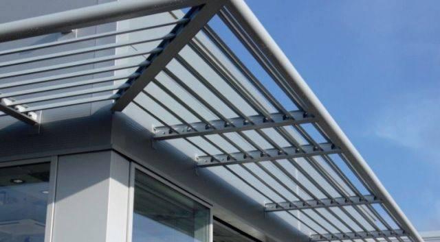 Solex™ LINEAR Solar Shading
