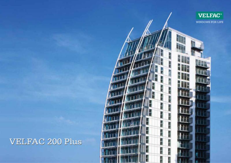 VELFAC Composite windows CWCT certified
