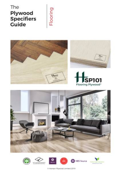 SP101 Flooring Plywood® Specifiers Guide