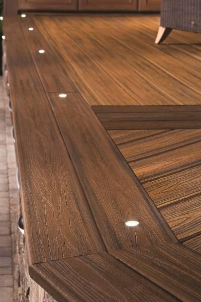 Trex Recessed Deck Light