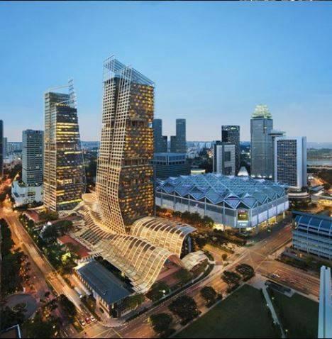 J W Marriott, Singapore