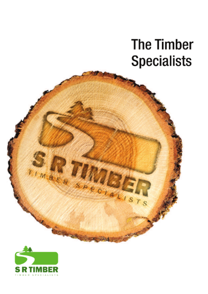 1. SR Timber Product Brochure