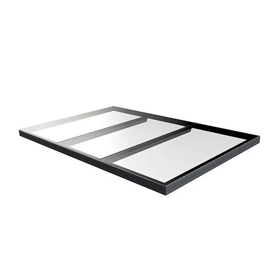 Flushglaze Multipart Rooflight - Standard