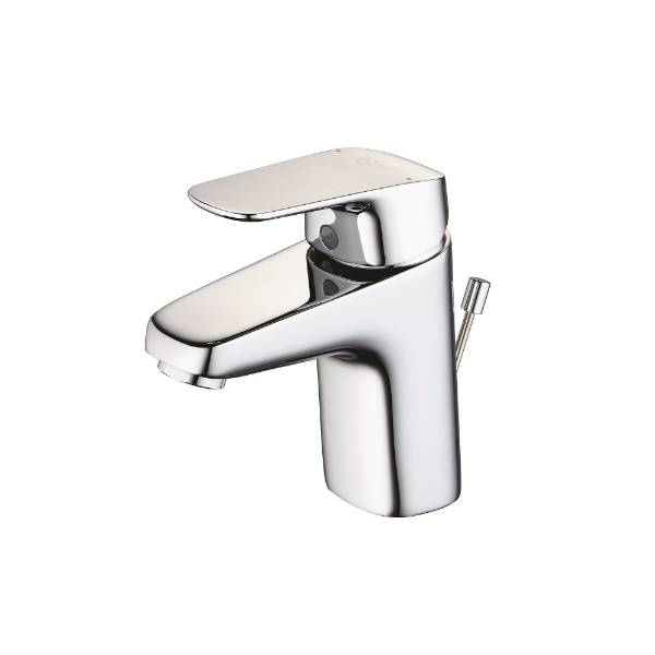 Ceraflex Basin Mixer Rim Mounted Chrome 5L/pm Pu/Met