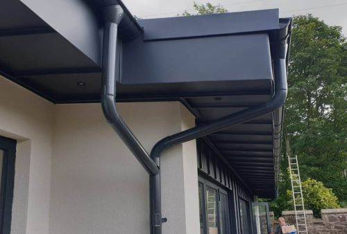 GreenCoat® PLX Rainwater System