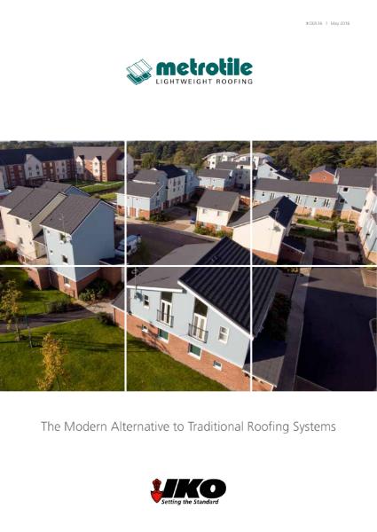 Metrotile: A Modern Roofing Alternative