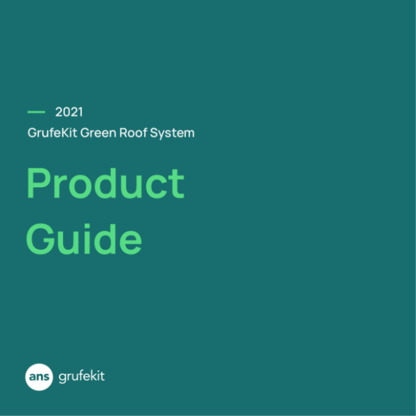 ANS GrufeKit Green Roof System Product Guide