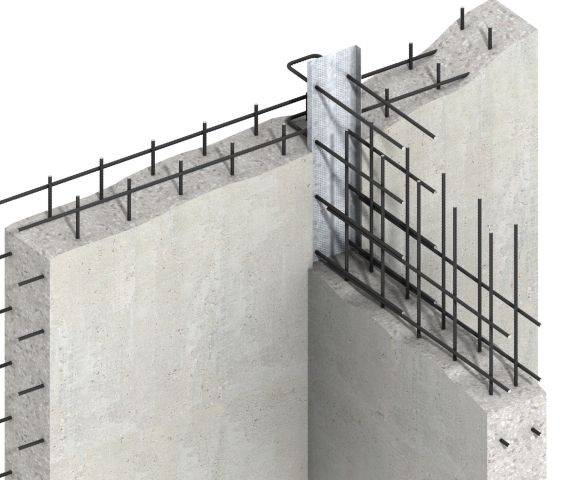 Ancon Eazistrip Reinforcement Continuity Systems