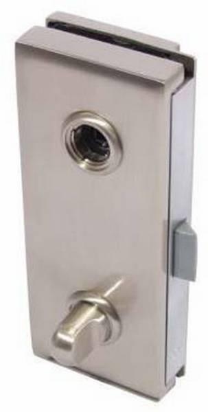 Metalglas 'Reina' Lock