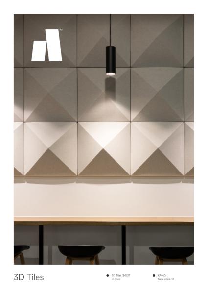 3D Tiles Brochure