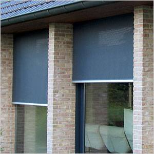 Solar Shading External Roller Blind Miniscreen®