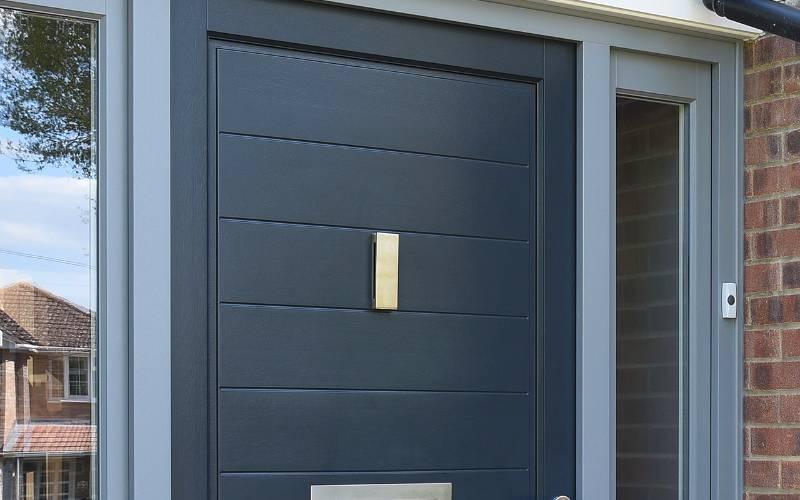 BLU™ - DKB155 Door Knocker