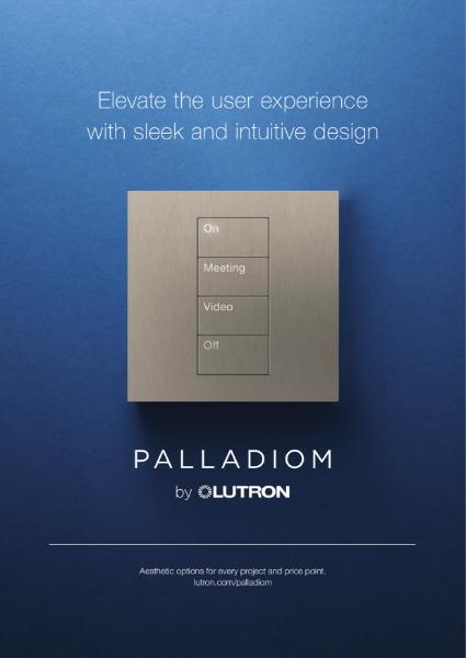 Palladiom Wall Control