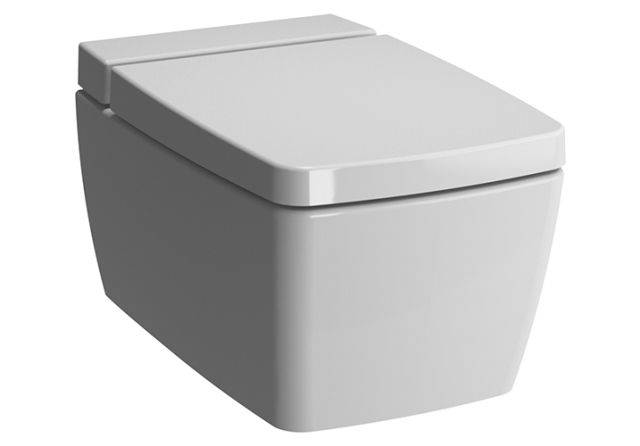 VitrA M-Line Wall-hung WC Pan, 56 cm, Rimless, 5672