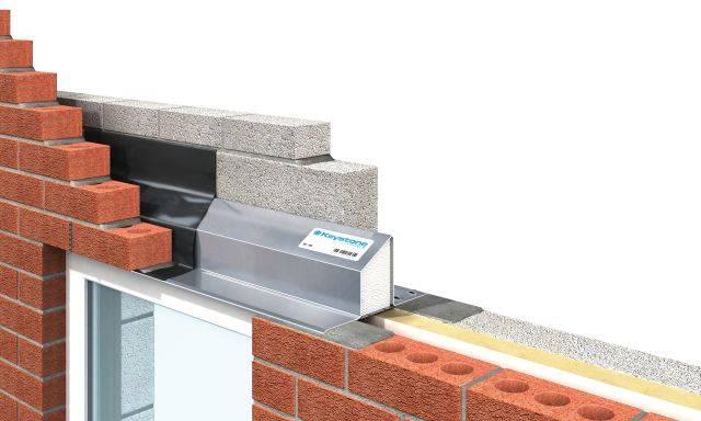 Cavity Wall Steel Lintels