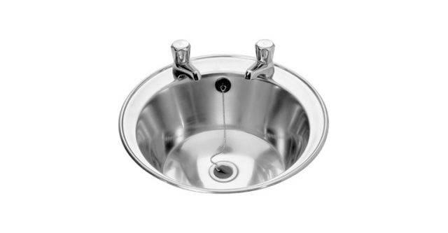 Inset wash basin D20170N / D20171N